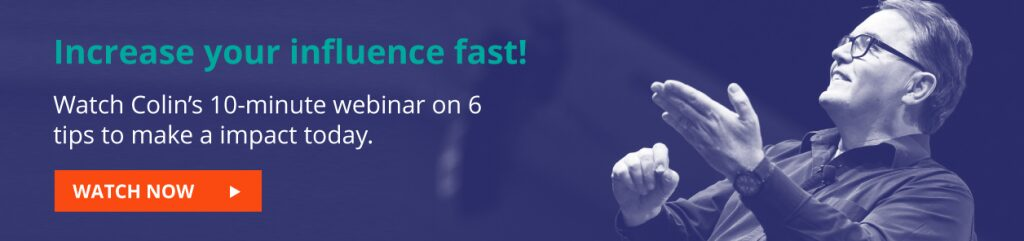 Watch 10 minute video to learn 6 tips to communicate with influence now