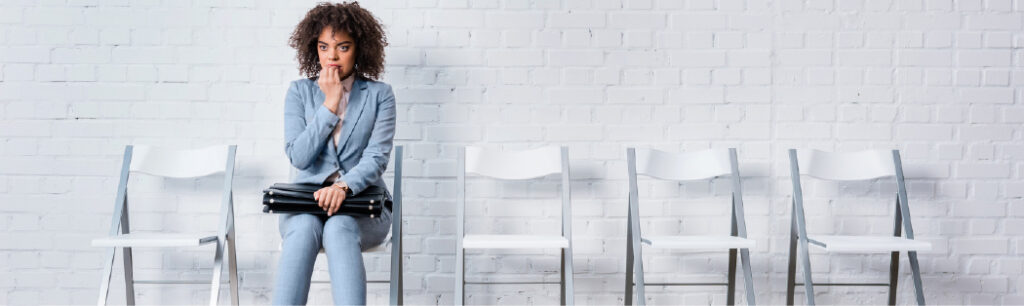 Overcoming interview nerves
